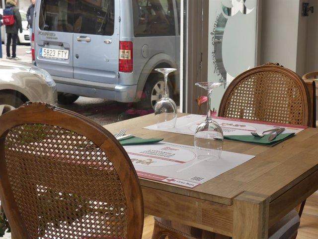Nota De Prensa, Veintiocho Restaurantes Utilizarán 17.000 Salvamanteles Para Sen