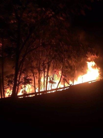 Ecopetrol denuncia un atentado contra uno de sus oleoductos en el sur de Colombia