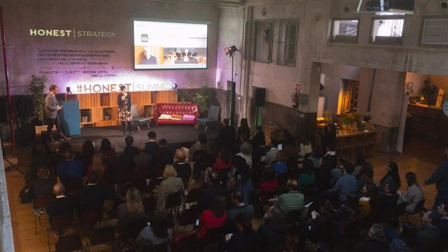 Impact Hub Madrid Y Honest Strategy Se Han Unido Para Fomentar Los Valores En La
