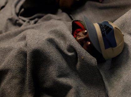Retornats a Líbia més de cent migrants rescatats al Mediterrani