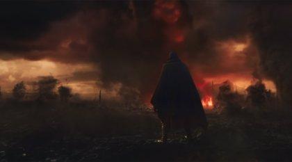 El señor de los anillos, omnipresente en el tráiler de Tolkien