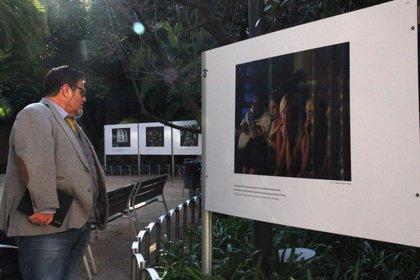 Una exposició al Palau Robert homenatja la resposta ciutadana als atemptats de Barcelona i Cambrils