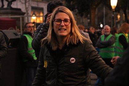 """Artadi, a Montero: """"El que és un xantatge és que s'estigui jutjant a 12 persones per defensar els drets"""""""