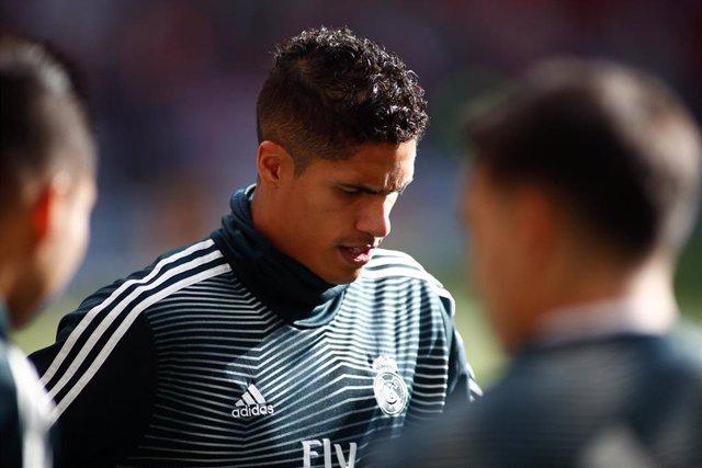 Soccer: La Liga - At. Madrid v Real Madrid