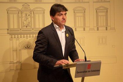 """Sabrià (ERC) adverteix que el judici """"no detindrà"""" el projecte independentista"""