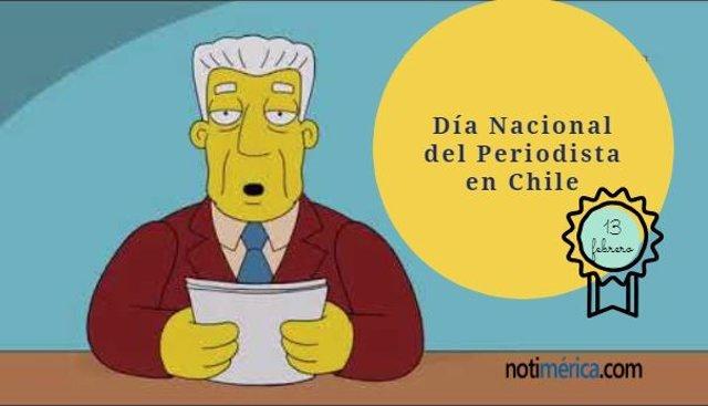 Día Nacional del Periodista en Chile