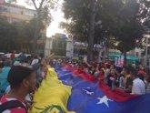 """Foto: Los opositores venezolanos en Colombia llaman a la """"mayor concentración de la historia"""" en la frontera el 23 de febrero"""