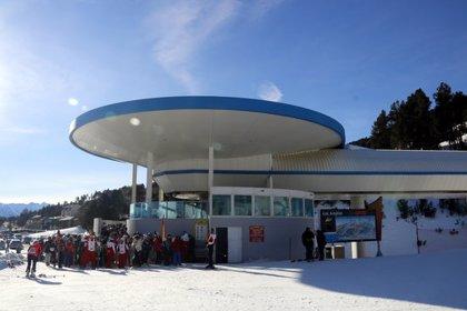 Estacions d'esquí nord catalanes es postulen per col·laborar en la candidatura Pirineus – Barcelona