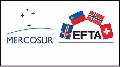 El Mercosur y la EFTA comienzan una nueva ronda de negociaciones para aprobar un acuerdo de libre comercio