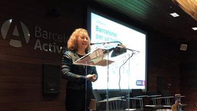 Berbel (Barcelona Activa) aposta per la formació de qualitat davant dels reptes laborals del futur (EUROPA PRESS)