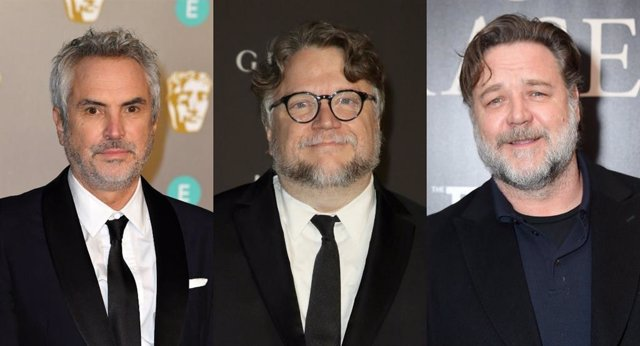 Alfonso Cuarón/Guillermo del Toro/Russell Crowe