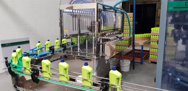 Chubb, empresa de referencia en la fabricación de productos de limpieza, ha reci