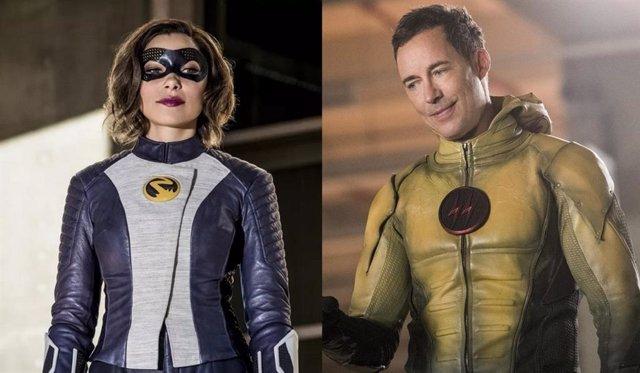 The Flash: Nora y Reverse-Flash