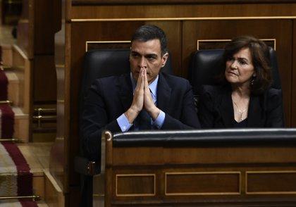 El Congrés tomba els pressupostos del Govern de Sánchez amb els vots del PP, Ciutadans i els independentistes