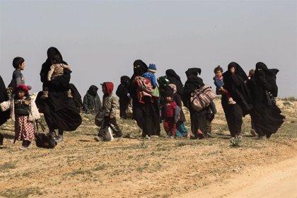 Las FDS se topan con una fuerte resistencia de Estado Islámico en su último reducto en el este de Siria