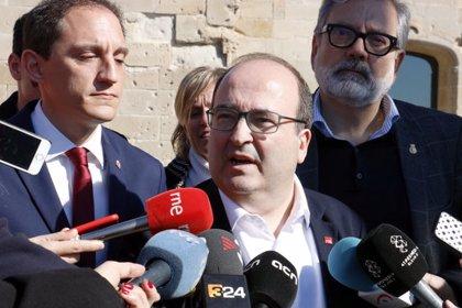 """Iceta, sobre possibles eleccions: """"O continua un govern progressista i dialogant o l'alternativa de la dreta reaccionària"""""""