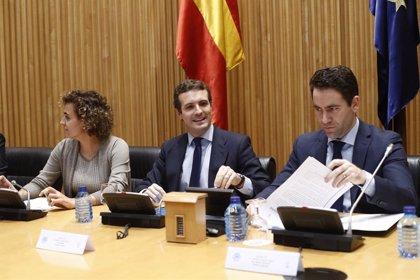 """Casado respon als independentistes: """"A Espanya hi ha una separació de poders i la independència judicial"""""""