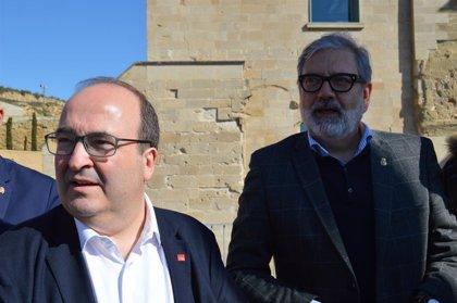 Iceta recorda que és Sánchez qui decideix la data de les eleccions