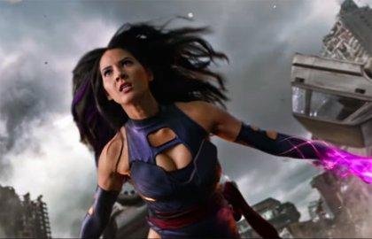 Olivia Munn explica por qué Psylocke no está en X-Men: Dark Phoenix