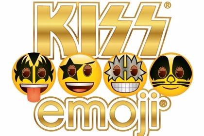 Los emojis de KISS