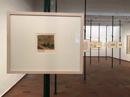 """La Fundació Miró explora la mirada """"íntima"""" Bo Bardi amb dibuixos de l'arquitecta"""