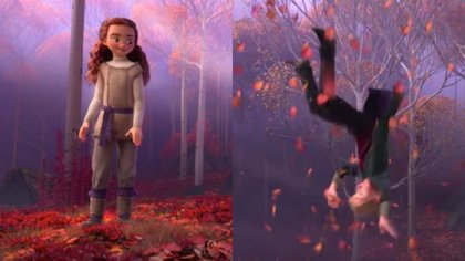 Los dos nuevos y misteriosos personajes del tráiler de Frozen 2