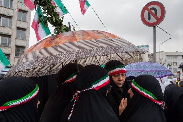 Iran celebrates Revolution 40th anniversary