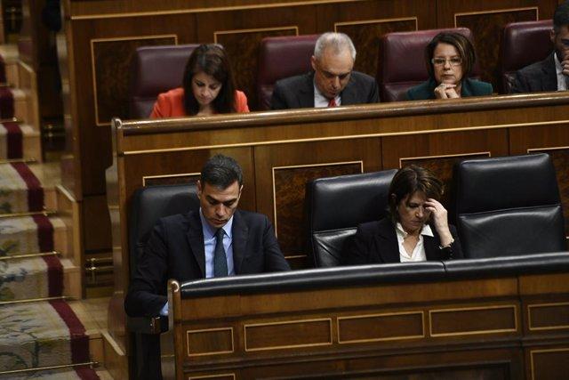 Segona jornada del debat d'esmenes a la totalitat del projecte de Llei de Pressu