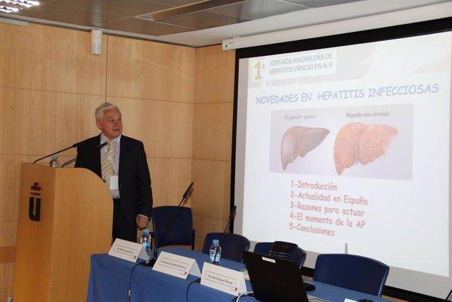 I Jornada Madrileña de Hepatitis Víricas en Atención Primaria