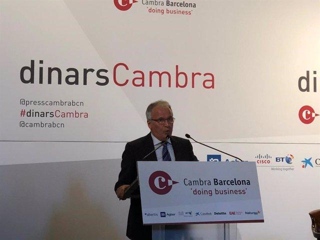 El candidat a Alcaldia pel PP, Josep Bou