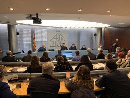 Barcelona descarta en comissió reprovar Torra i rebutjar la figura del mediador