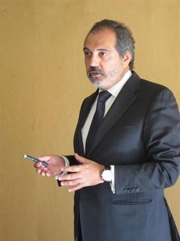 El conseller delegat del Grup Mémora, Juan Jesús Domingo/Arxivo