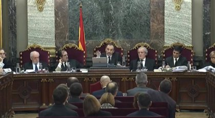 El Tribunal Suprem reserva dues places al Congrés per assistir al judici