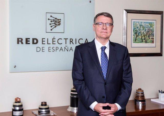 El presidente de REE, Jordi Sevilla