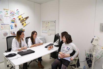 """El Vall d'Hebron trata a niños con una terapia oncológica personalizada con """"tumores espejo"""""""
