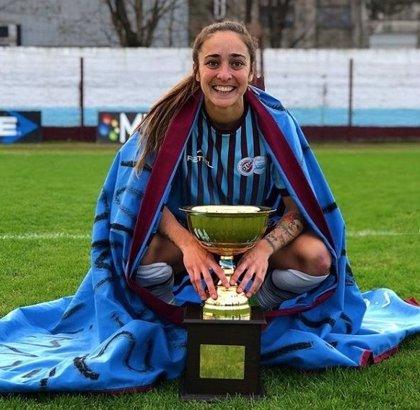 La historia de Macarena Sánchez, la joven que quiere conseguir profesionalizar el fútbol femenino en Argentina