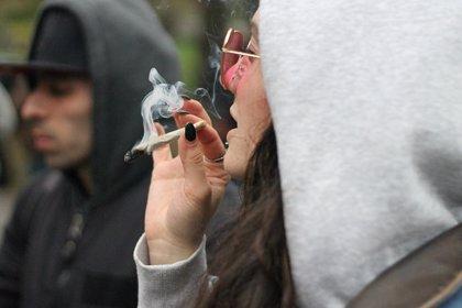 El consumo de cannabis de adolescentes aumenta el riesgo de depresión en adultos jóvenes