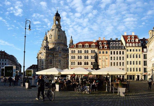 Panoràmica de Dresden