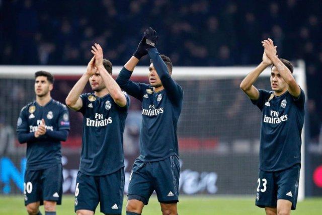 Netherlands: Ajax vs Real Madrid