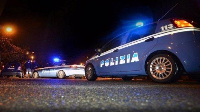 Cotxe de la Polizia di Stato