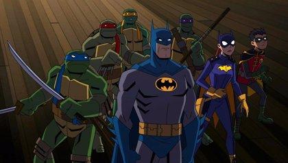 Batman y Las Tortugas Ninja, juntos en una película de animación