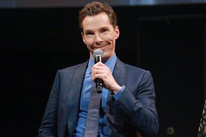Benedict Cumberbatch será Satán en Good Omens (Buenos Presagios), la serie de Amazon