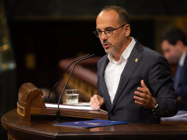 Carles Campuzano, del PDeCAT (arxiu)