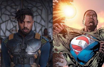 Michael B. Jordan quiere su propia versión de Superman en las películas de DC