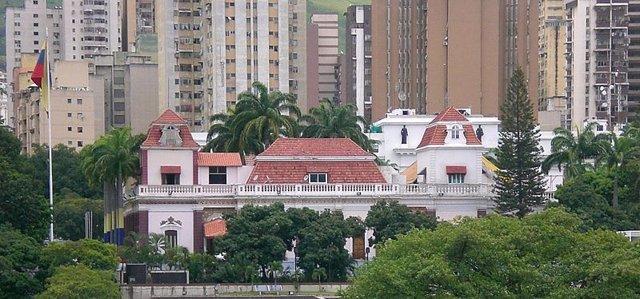 Palacio de Miraflores, Venezuela
