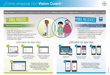 Bayer lanza un programa piloto de comunicación entre pacientes y médicos para el edema macular diabético