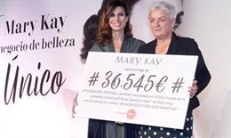 Donación Mary Kay víctimas de violencia de género