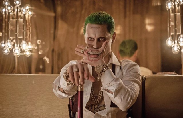 Joker Jared Leto Escuadron Suicida