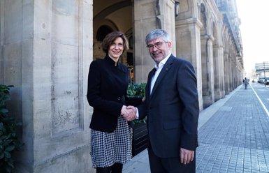 L'Ajuntament de Barcelona i el Govern central aborden la gestió i sostenibilitat del turisme (AJUNTAMENT DE BARCELONA)