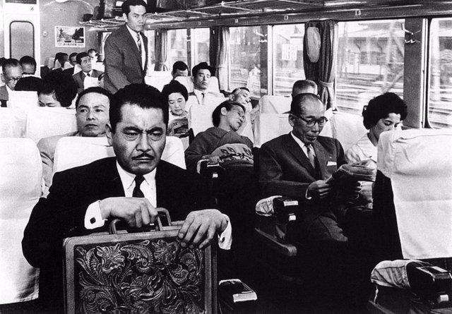 Fotograma de 'El infierno del odio' de Akira Kurosawa